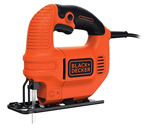 BLACK DECKER KS501 GB - 400 W Kompakt-Klinge